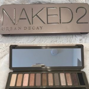 Urban Decay Naked Eyeshadow Palette 2 🖤